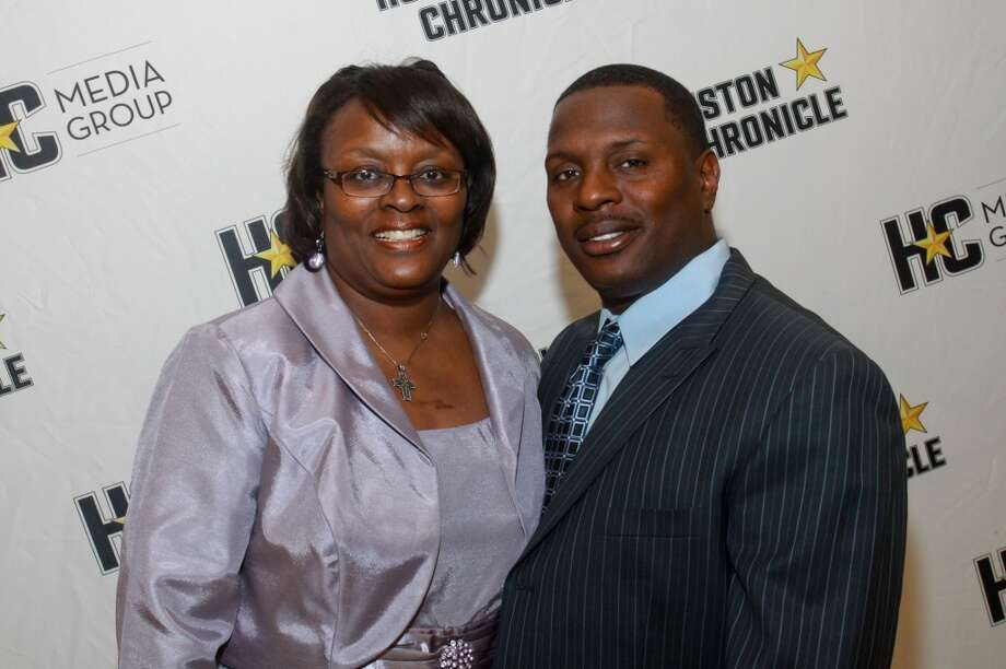 (For the Chronicle/Gary Fountain, May 9, 2013) Cheryl Lewis and Deon Lewis. Photo: For The Chronicle