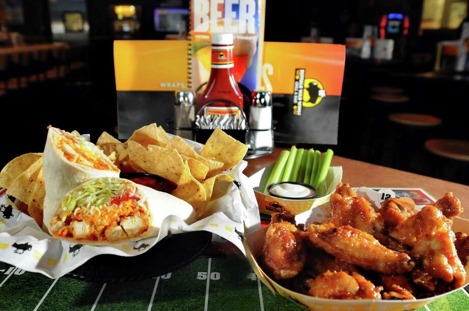 """Dave & Busters at Crossgates and Buffalo Wild Wings in Clifton 