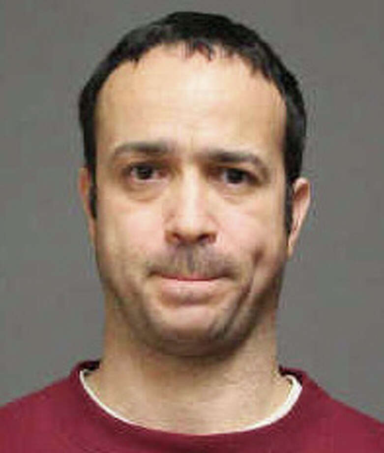 Hector Vazquez, 41, of Bridgeport, was charged with second-degree larceny. Photo: Contributed Photo / Fairfield Citizen