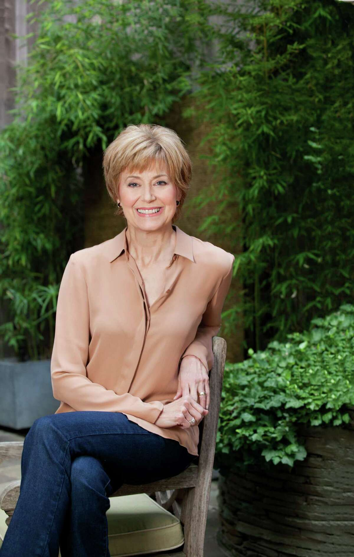 Broadcast journalist Jane Pauley will talk about her new book