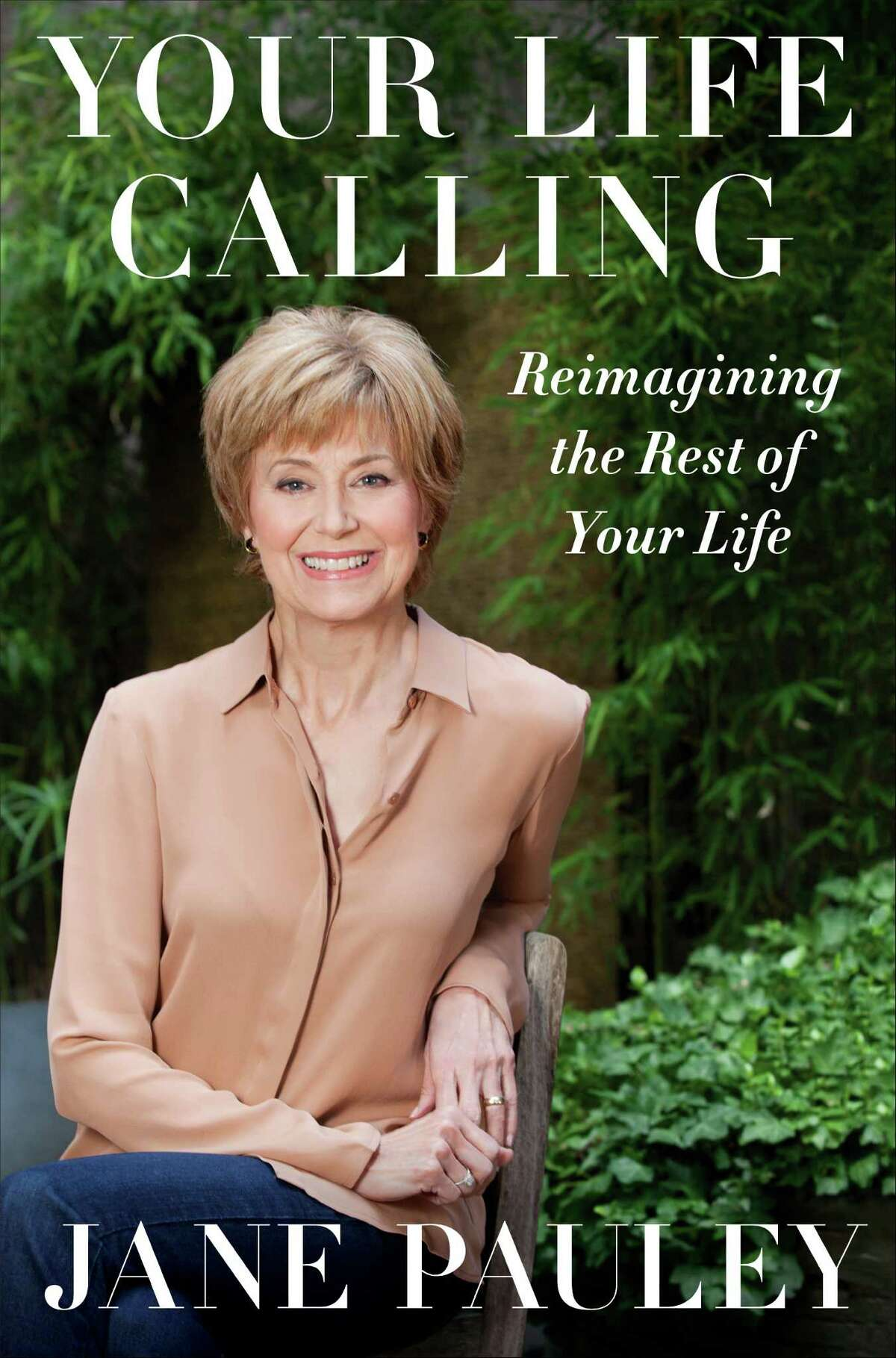 Jane Pauley's new book is based on a series of