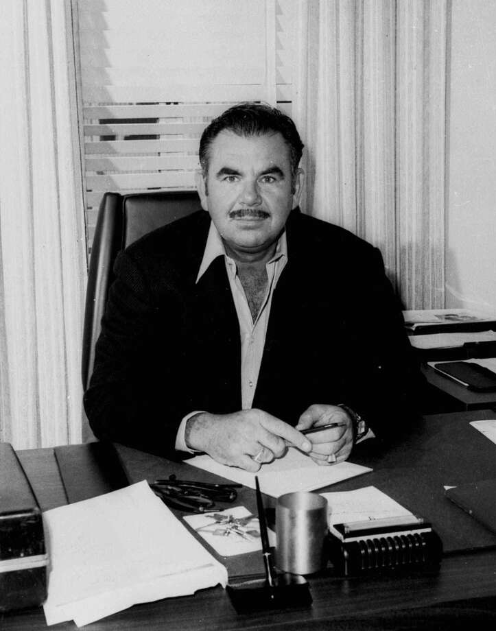 "Russ Meyer, who has been called ""King of the Nudies,"" known for directing films such as ""Beyond the Valley of the Dolls,"" a sequel to the studio's  big grossing ""Valley of the Dolls."", ""The Immoral Mr. Teas,"" ""Erotia,"" and ""Wild Gals of the Naked West,"" ""Faster Pussycat! Kill! Kill!' and ""Vixen"".  Expect his films at Weirdo too. Photo: AP"