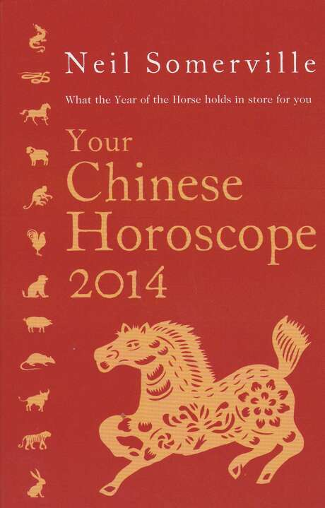 "Neil Somerville, author of ""Your Chinese Horoscope: What the Year of the Horse holds in store for you,"" expects the year o f the Horse to be one of action. Photo: Courtesy Photo / ONLINE_YES"