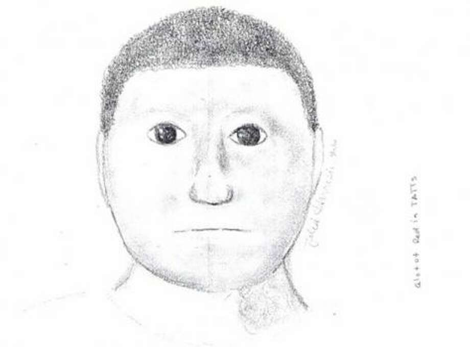 The sketch of the suspect which went viral.  (Lamar County Sheriff's Department) Photo: Lamar County Sheriff's Department