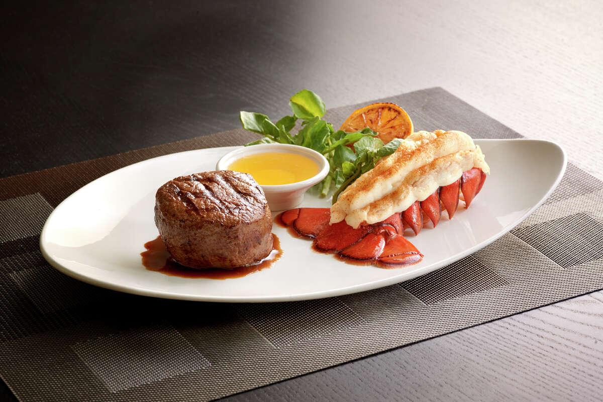 Morton's Steakhouse 300 E Crockett St154 Yelp reviews 3.5 Stars