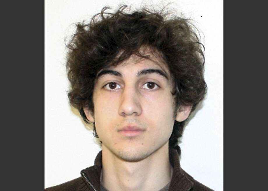 This file photo by the Federal Bureau of Investigation shows Dzhokhar Tsarnaev, the surviving suspect in the Boston Marathon bombings who is accused in two bombings that killed three people and injured more than 260 others near the finish line of the April 15 marathon.  Photo: Uncredited, Associated Press