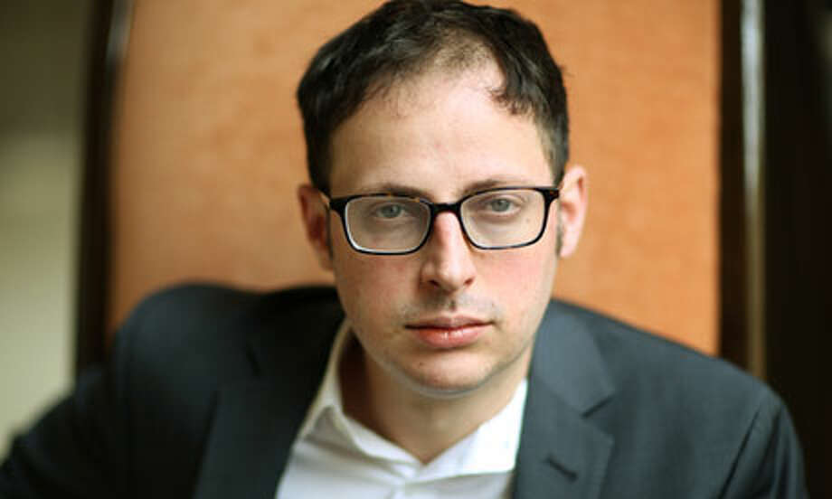 Nate Silver Photo: Graeme Robertson, The Guardian / Graeme Robertson Photography.