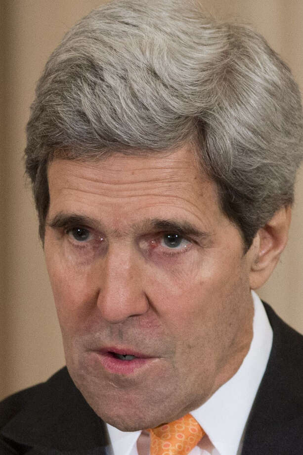 U.S. Secretary of State John Kerry will either be Israel's diplomatic salvation or the most dangerous diplomatic fanatic that Israel has ever encountered. / AFP