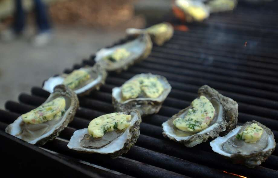 Slow Food Beaumont's Oysterfest at Village Creek State Park in Lumberton on Jan. 25, 2013. Photo: Cat5