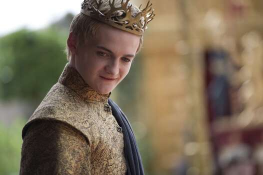 Jack Gleeson plays arguably the most-hated character on 'Game of Thrones': King Joffrey. (You wish you could slap this picture, don't you?)