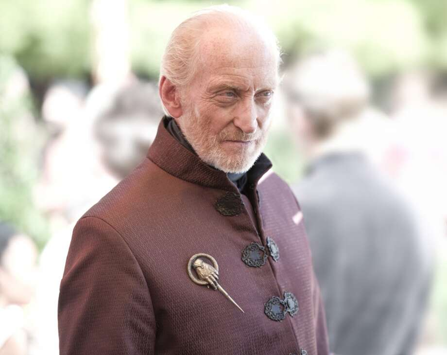 Charles Dance plays the patriarch, Tywin Lannister.