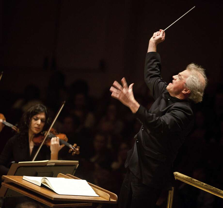 Osmo Vänskä has an affinity for Sibelius. Photo: Matthew Murphy, New York Times