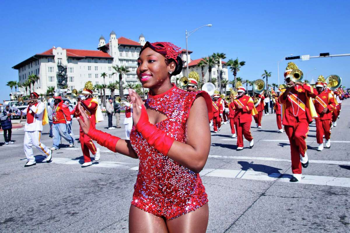 The two weeks of Mardi Gras festivities include 24 parades, five posh masked balls and 38 concerts. Parades take place along the Strand and the Seawall.