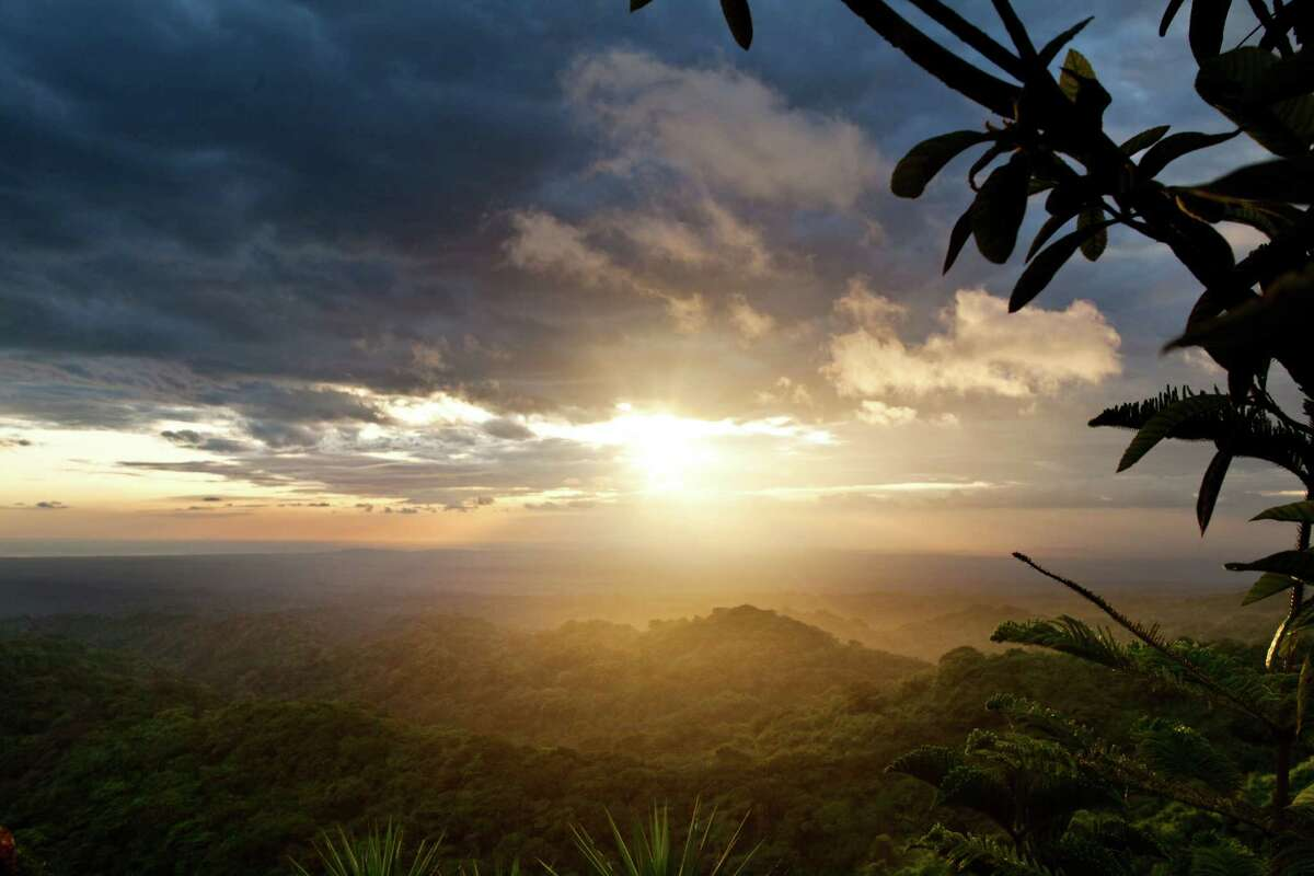 Nicaragua's naturally beautiful landscape is a big draw for tourists.