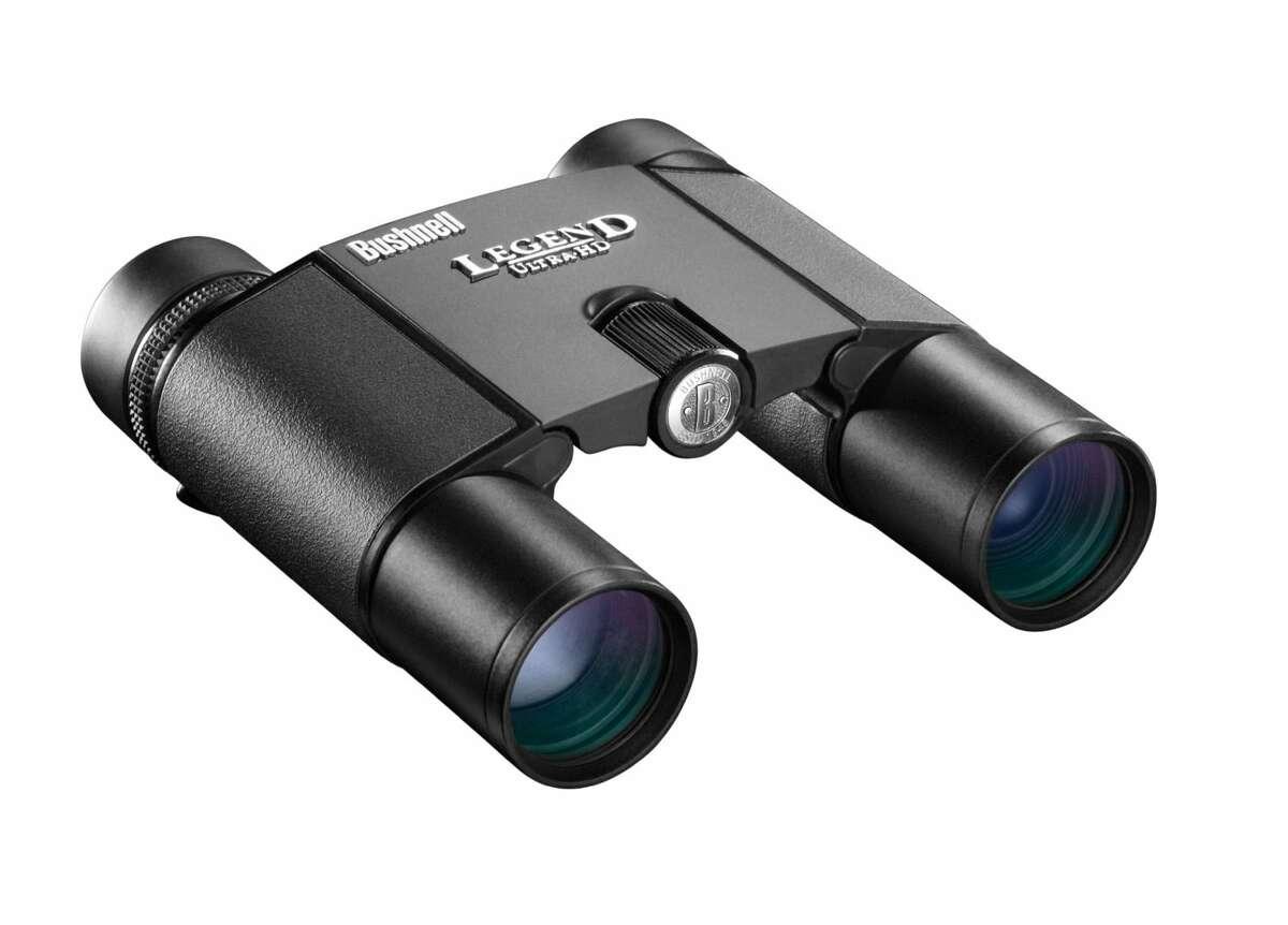 Bushnell Legend Ultra HD Binoculars, $165 from www.amazon.com.
