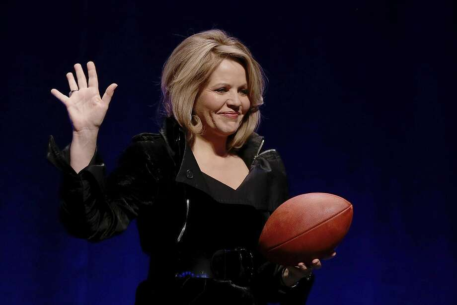 "Opera singer Renee Fleming said there will be no lip-syncing when she belts out ""The Star-Spangled Banner"" Sunday. Photo: Associated Press"