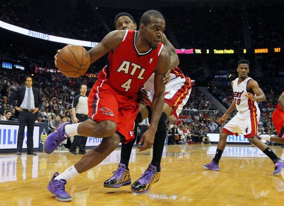 Eastern Conference reserve  Paul Millsap Atlanta Hawks - forward Photo: Todd Kirkland, Associated Press
