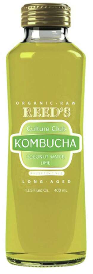 One of the newest foods making its move from natural food stores to mainstream markets is kombucha, a fermented beverage that'ÇÖs touted for its probiotics and good enzymes Photo: Courtesy