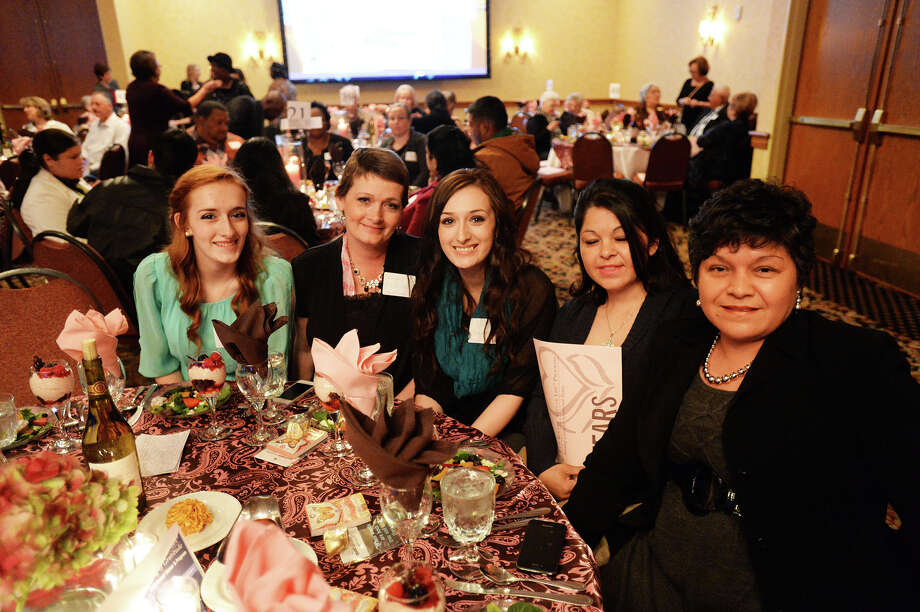 "Were you 'seen' at the Julie Rogers ""Gift of Life"" Annual Dinner & Program on Thursday?"