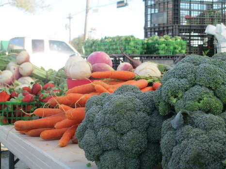 Fresh produces is available for sale at the Tomball Farmers Market. Photo: Courtesy Of The Tomball Farmers Market