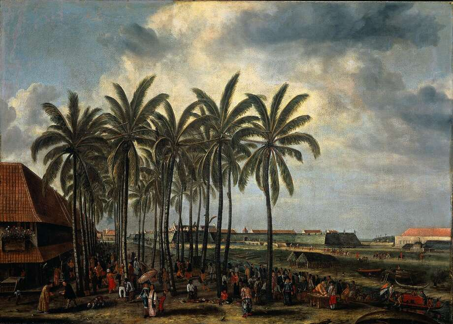 Batavia is a name that invokes the heyday of the Dutch empire. Photo: Rijksmuseum Amsterdam, Wikimedia Commons