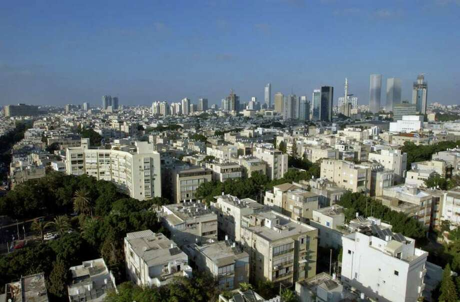 The name of the Israeli city was soon changed to Tel Aviv. Photo: Ariel Schalit / AP