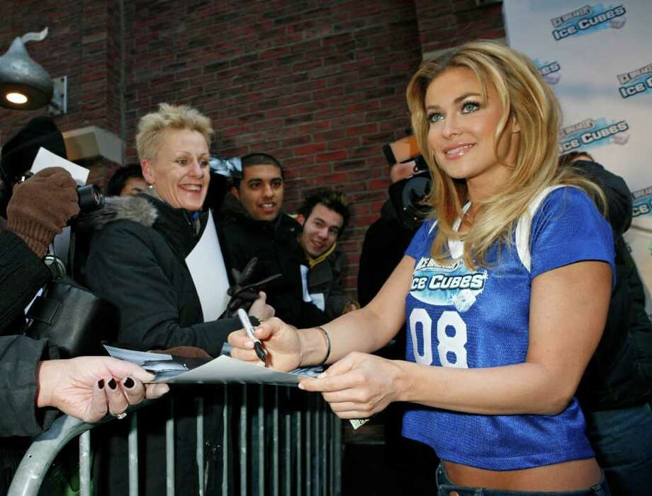 "Carmen Electra: She heated up a 2008 ad for Ice Breakers' ""Ice Cubes."" Watch it here. Photo: Diane Bondareff, ASSOCIATED PRESS / AP2008"