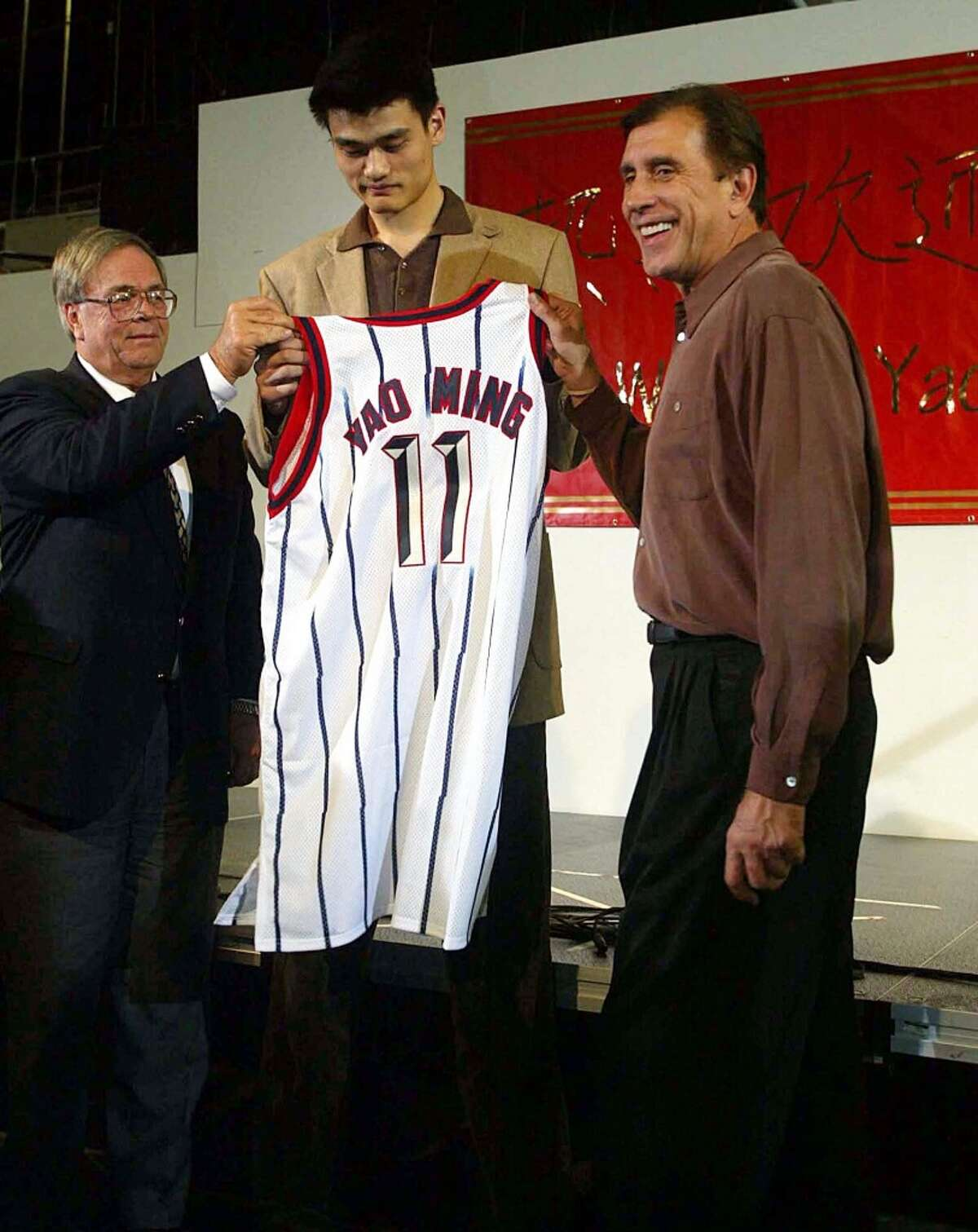 David Stern was a main player in getting foreign basketball professionals to come play in the NBA. Notable names include (not limited to) Akeem Olajuwon, Yao Ming, Dirk Nowitzki, Jonas Valanciunas, Ricky Rubio and Andrei Kirilenko.