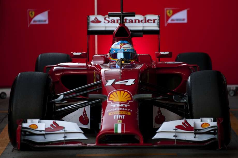 The four-day testing event in Jerez, Spain, allows drivers and racing teams to test vehicles and see how they stack up against other F-1 teams during the pre-season. Click through to see the latest crop of F-1 speedsters.