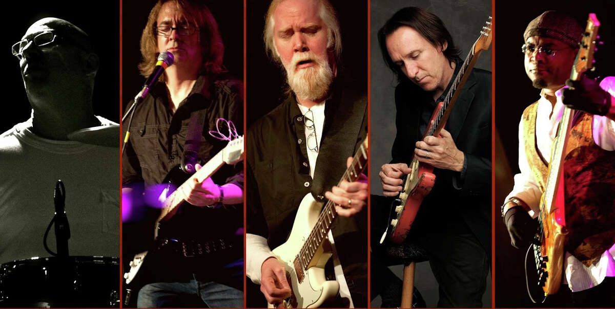 Jam band super group The Ringers -- Jimmy Herring, Wayne Krantz, Michael Landau, Etienne Mbappe and Gary Novak -- will play the Capitol Theatre in Port Chester, N.Y. on Friday, Feb. 7 (opening for moe.) and the Fairfield Theatre Company on Saturday, Feb. 8.