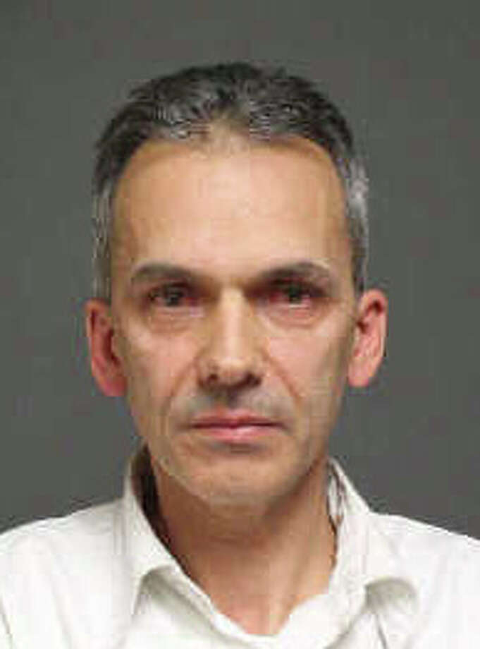 Sylvain Blanchard, 53, of Fairfield, is facing charges after an argument with a family member. Photo: Contributed Photo / Fairfield Citizen