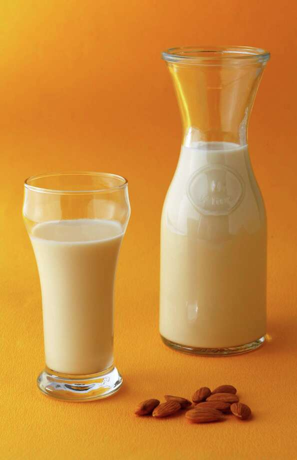 Almond milk provides healthy fats and some vitamin D for people who are lactose intolerant. Photo: Craig Lee / ONLINE_YES