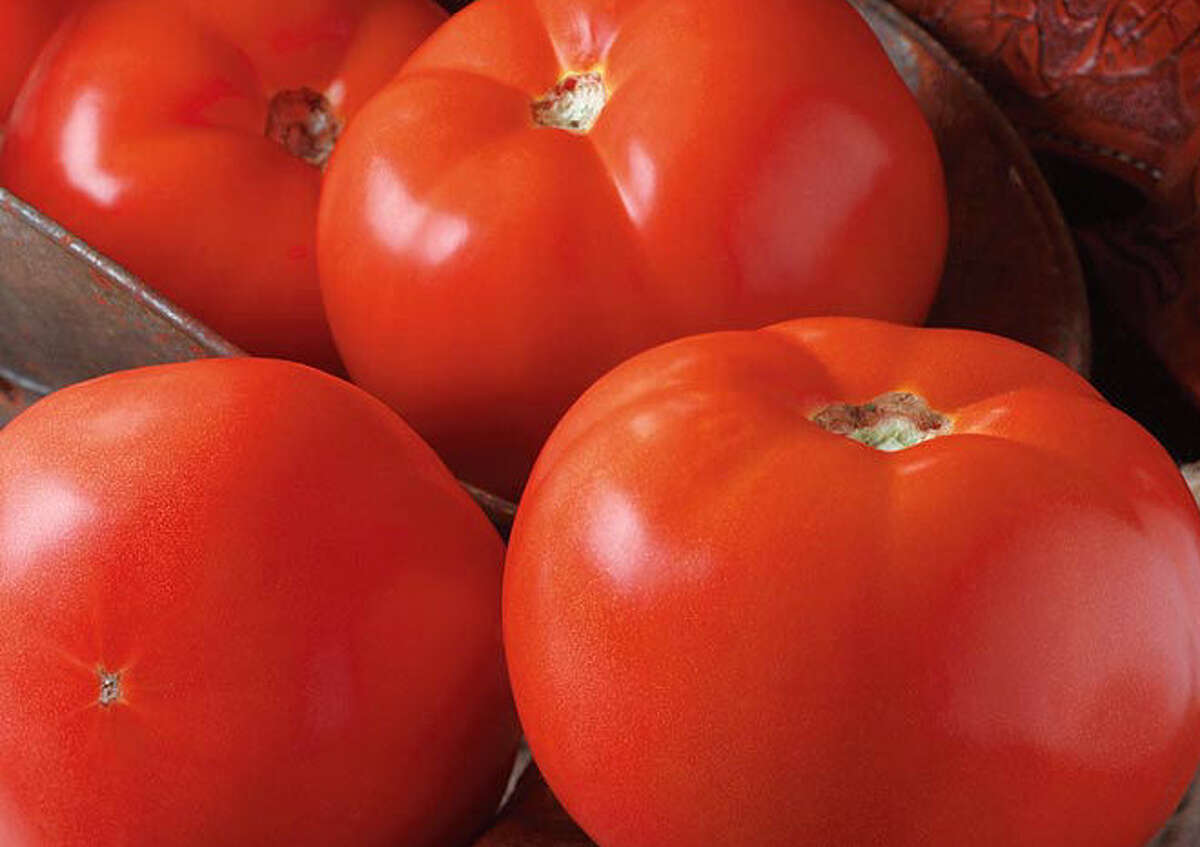 Tomatoes. For burgers and fresh salsa. Probably for salads too, if you invited any communists.