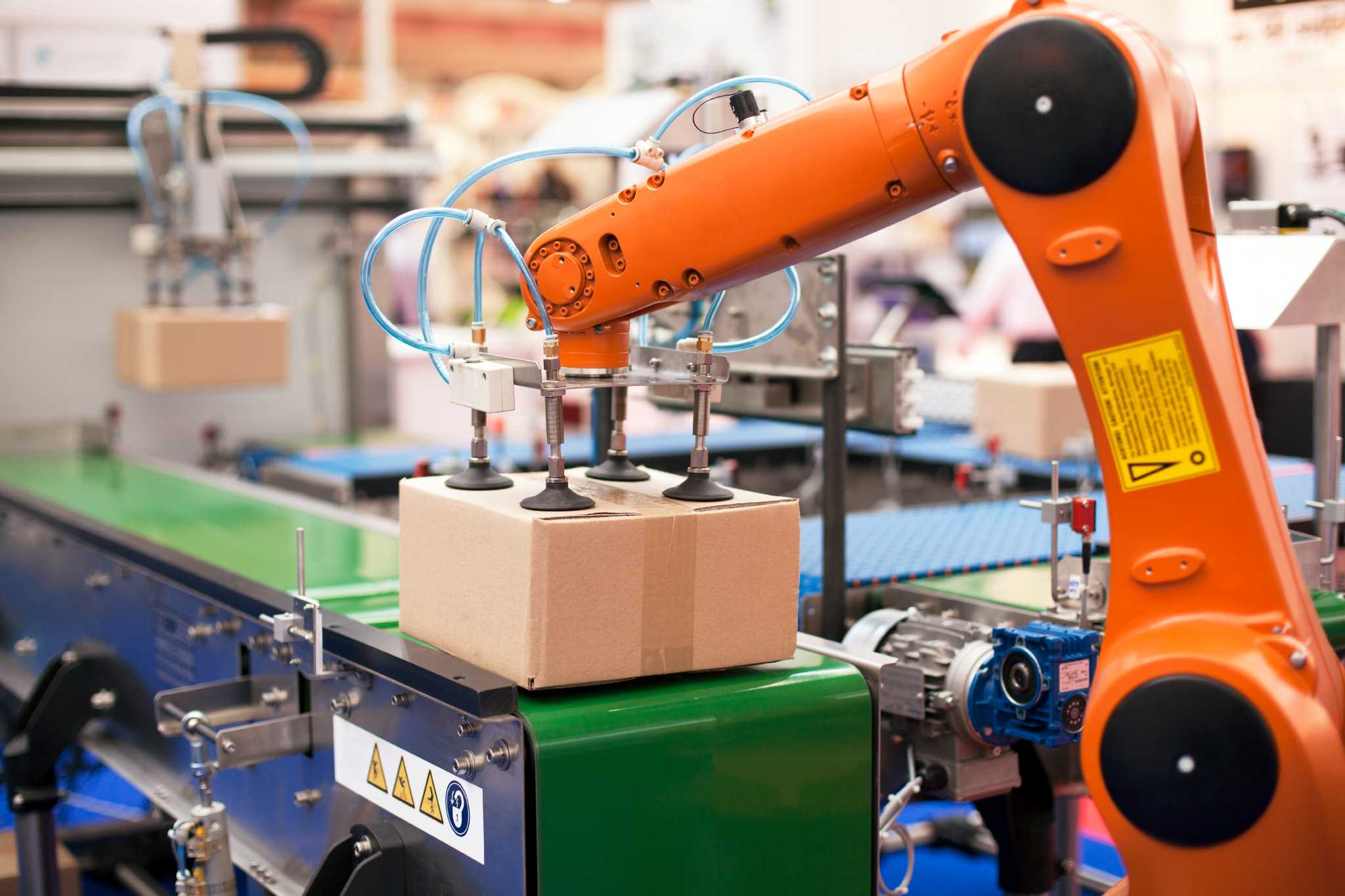Mechanical robotics engineers see demand - Houston Chronicle