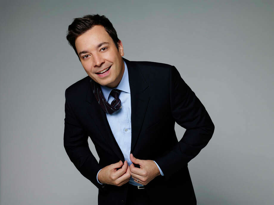 Jimmy Fallon takes over at The Tonight Show on Monday, Feb. 17th on NBC at 10:30 p.m. Photo: NBC, James White/NBC / 2013 NBCUniversal Media, LLC