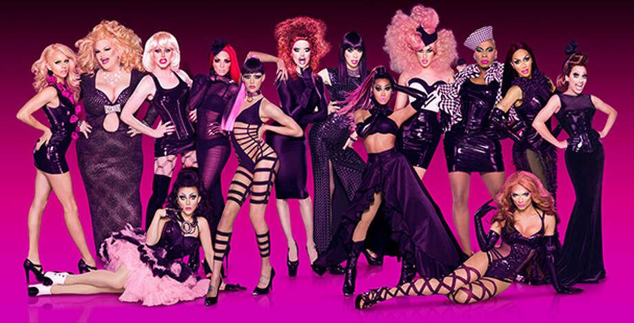 RuPaul's Drag Race returns on Monday, Feb. 24th on Logo at 8 p.m.