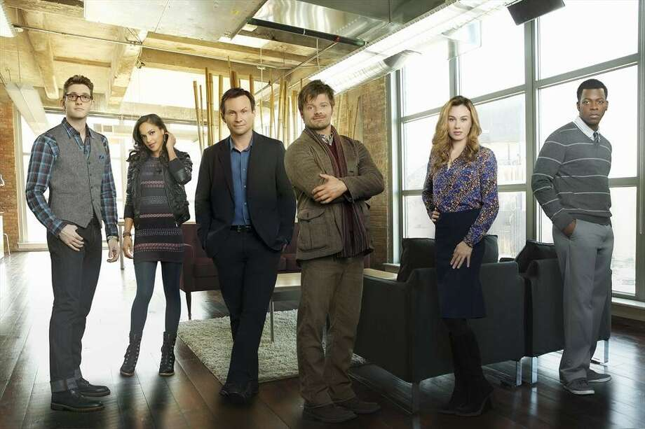 Mind Games, starring Steve Zahn and Christian Slater debuts on ABC at 8 p.m. on Tuesday, Feb. 25th. Photo: Bob D'Amico, ABC / © 2013 American Broadcasting Companies, Inc. All rights reserved.