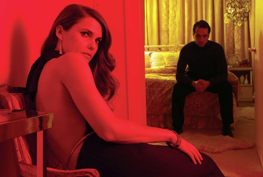 The Americans' second season begins on Wednesday, Feb. 26th at 9 p.m. on FX.