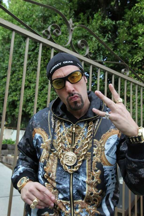 Ali G: Rezurection -- featuring Ali G bits never seen in the States premieres at 9:30 p.m. on Wednesday, Feb. 26th on FXX. Photo: Copyright 2014, FX Networks. All Rights Reserved. / Copyright 2014, FX Networks. All rights reserved.