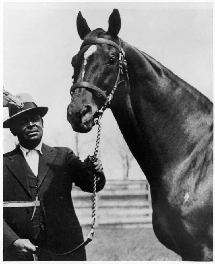 Awesome name, almost perfect and Seabiscuit's grandsire. Like a boss. Photo: B Bennett, Getty Images / 1919 B Bennett