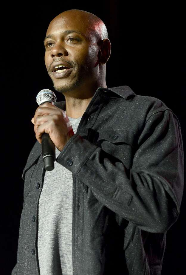 MOUNTAIN VIEW, CA - SEPTEMBER 20: Dave Chappelle performs as part of the The Oddball Comedy & Curiosity Festival at Shoreline Amphitheatre on September 20, 2013 in Mountain View, California. Photo: Tim Mosenfelder, Getty Images