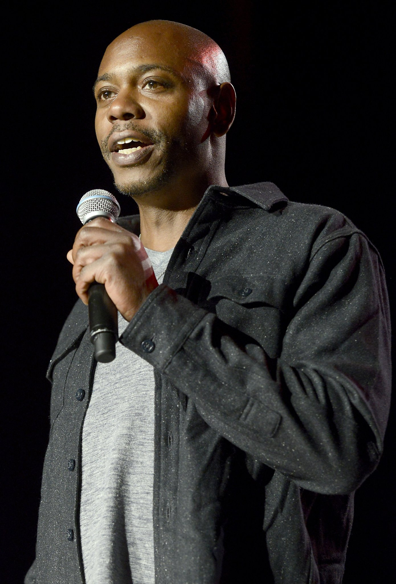Hbo We Didn T Film Dave Chappelle S Austin Stand Up And