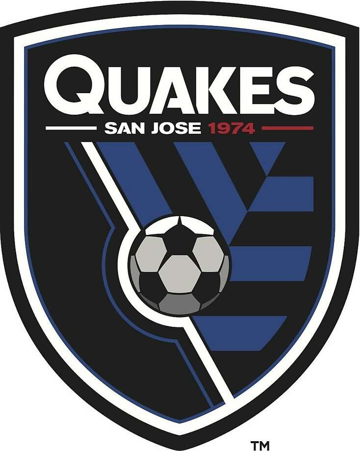 The nre San Jose Earthquakes' soccer team logo, released Jan. 30, 2014 Photo: San Jose Earthquakes