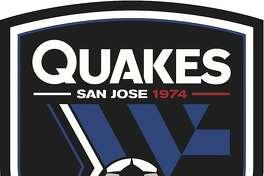 The nre San Jose Earthquakes' soccer team logo, released Jan. 30, 2014