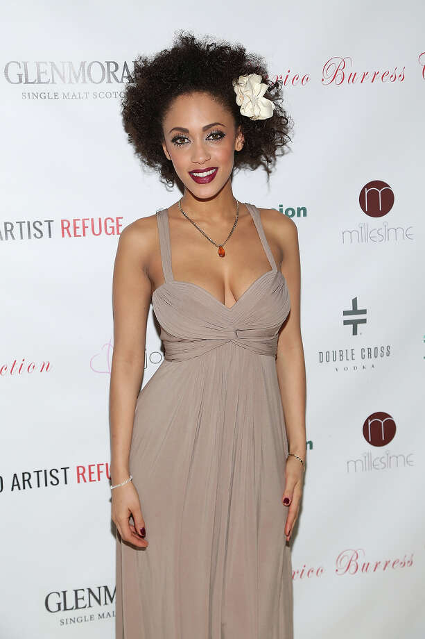 Singer Phyllisia Ross attends Plaxico Burress' Pre-Super Bowl Gala at Salon Millesime on January 30, 2014 in New York City. Photo: Taylor Hill, Getty Images / 2014 Taylor Hill