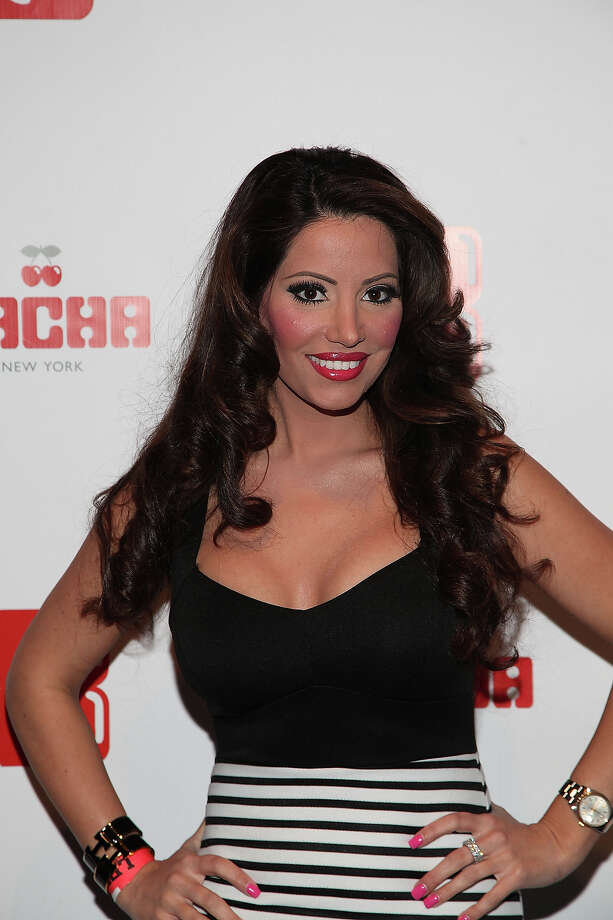 Elizabeth Vashisht attends Pacha's Tailgate Pre-Party at Pacha on January 30, 2014 in New York City. Photo: Manny Carabel, Getty Images / 2014 Manny Carabel