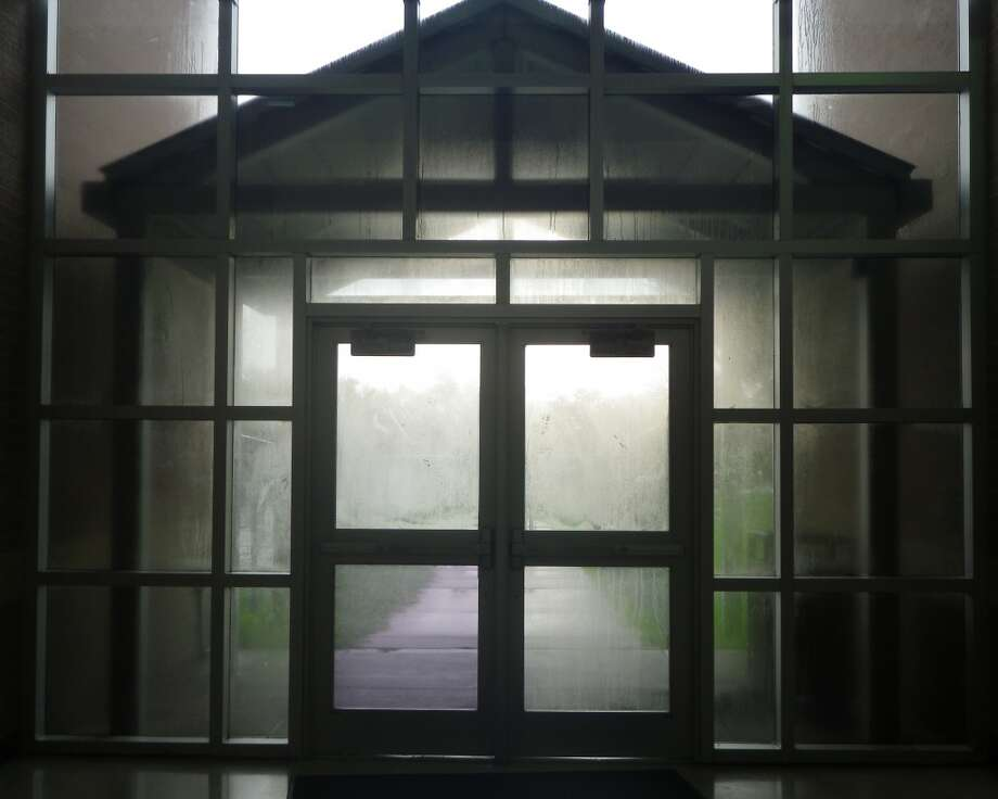 "Desiree Gonzalez, ""Inside Looking Out,"" 2012, inkjet print, César E. Chávez High School. © Desiree Gonzalez"
