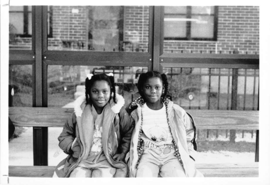 """Trecia Mallet, """"Two of a Kind,"""" 2002. Photo: Trecia Mallet, Museum Of Fine Arts, Houston"""