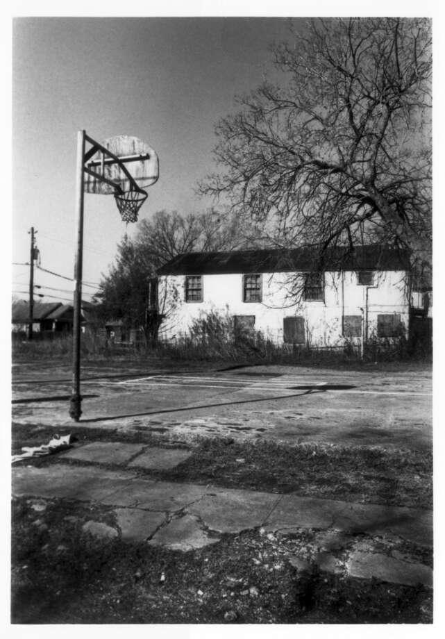 "Shannon Bell, ""Hoop Dreams,"" 1998. Photo: Shannon Bell"