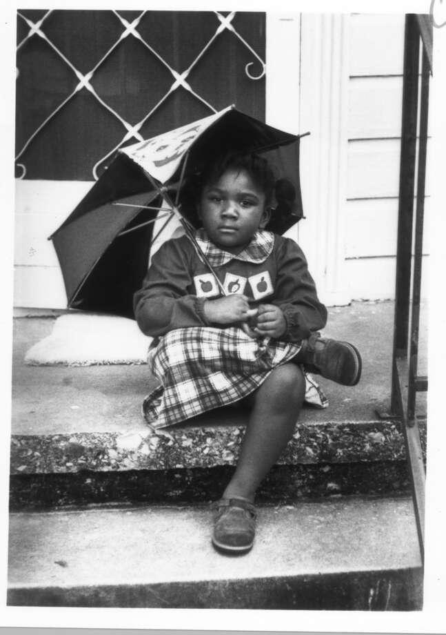 "Shamika Woods, ""Where's the Sun or the Shade,"" 1998. Photo: Shamika Woods"